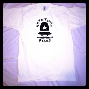 Other - Flawless vintage keystone kops Tshirt made in USA